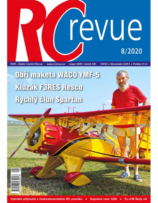 RC revue 8/2020