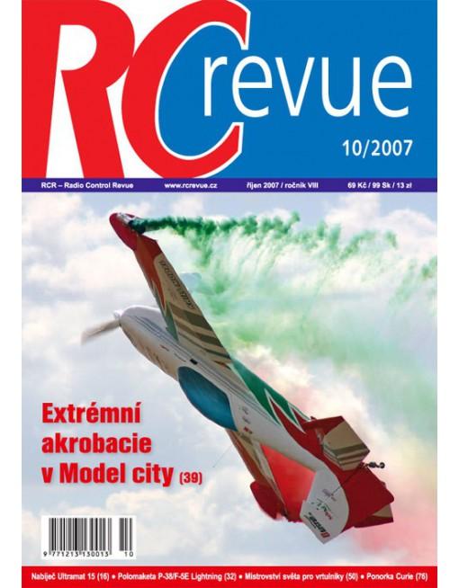 RC revue 10/2007