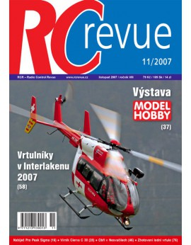 RC revue 11/2007