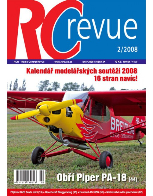 RC revue 2/2008