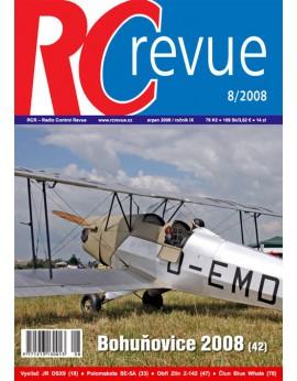 RC revue 8/2008