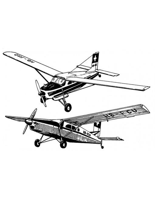 Pilatus Porter, Turbo-Porter (058s)