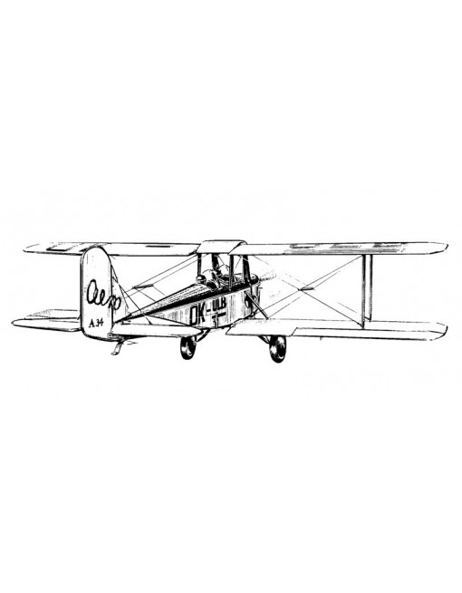 Aero A-34J Kos (108s)