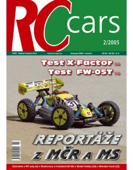 RC cars 2/2005