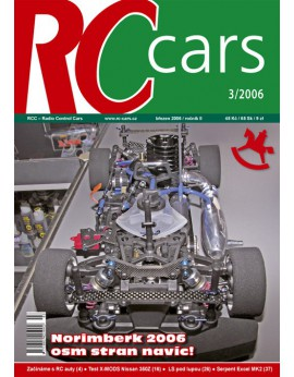 RC cars 3/2006