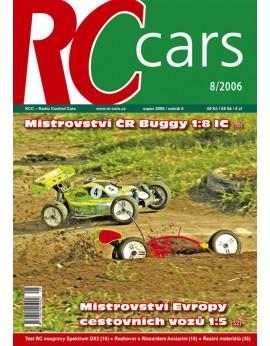 RC cars 8/2006
