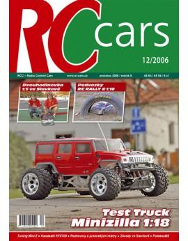 RC cars 12/2006