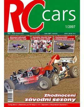 RC cars 1/2007