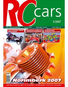 RC cars 3/2007
