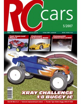 RC cars 5/2007