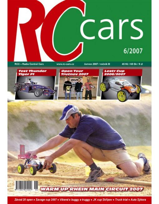 RC cars 6/2007