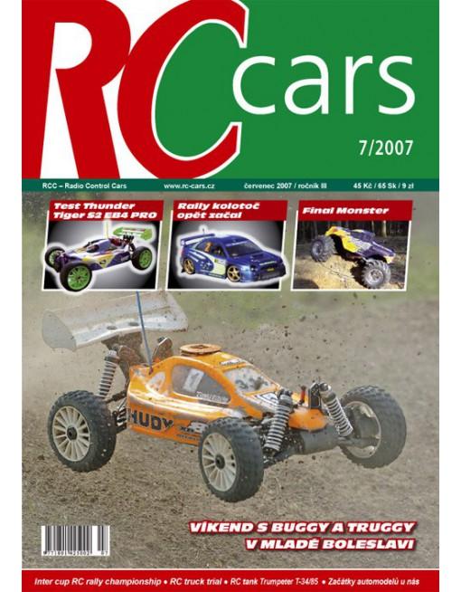 RC cars 7/2007