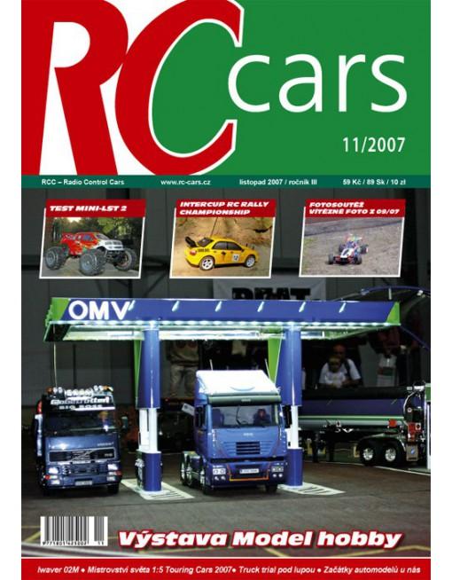 RC cars 11/2007
