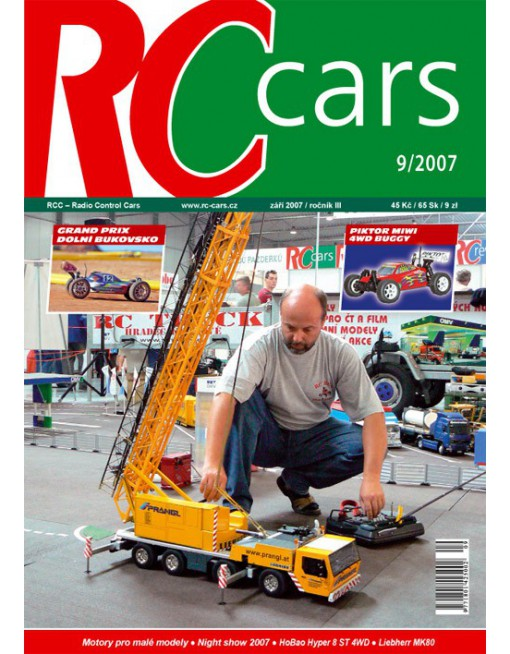 RC cars 9/2007