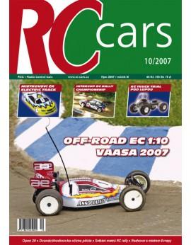 RC cars 10/2007