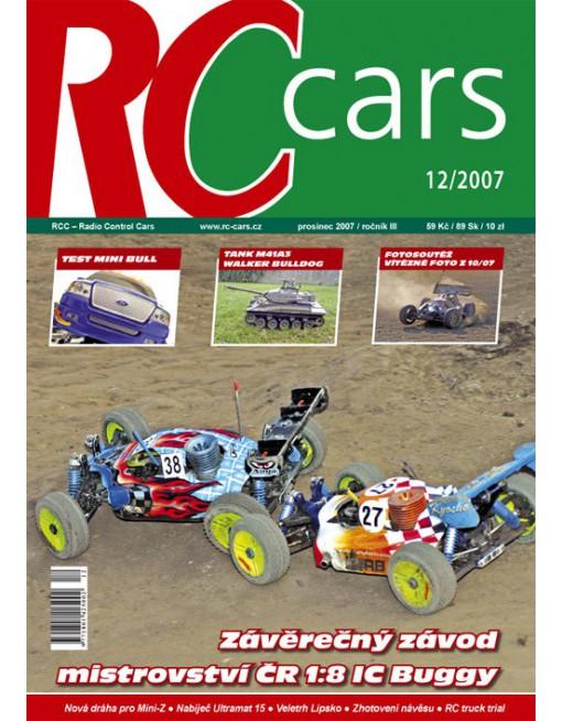 RC cars 12/2007
