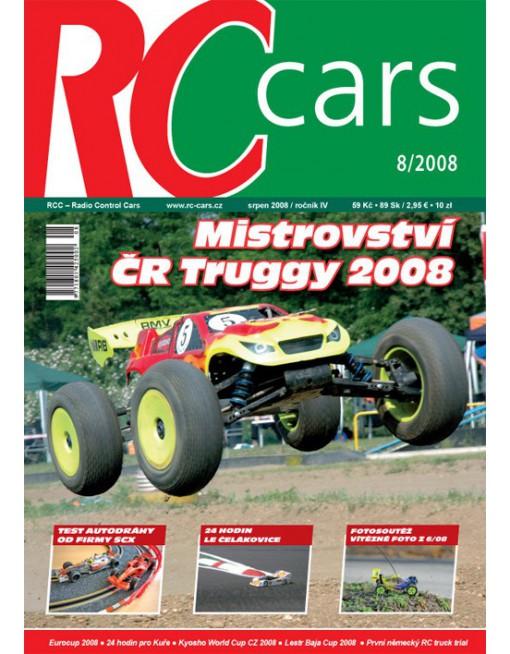 RC cars 8/2008