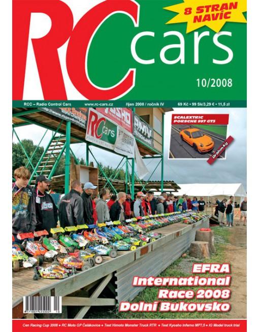 RC cars 10/2008