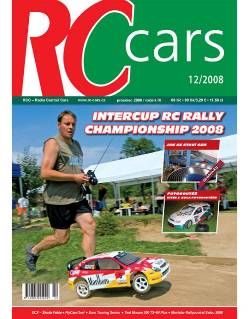 RC cars 12/2008