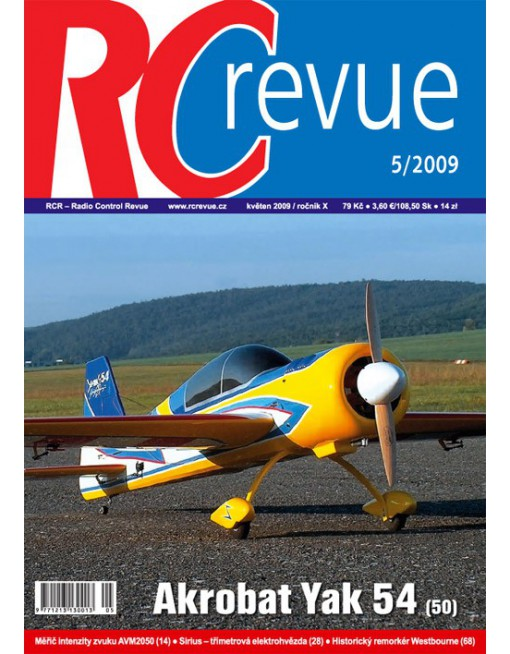 RC revue 5/2009