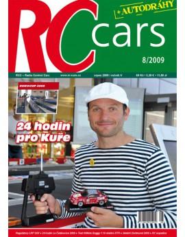 RC cars 8/2009
